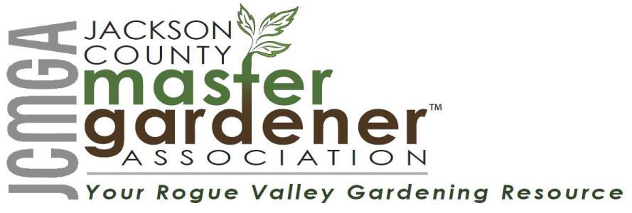 Jackson County Master Gardener Association