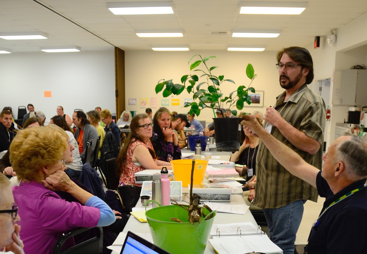 how to become a master gardener in bc